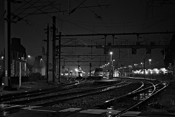 Gare Quimper